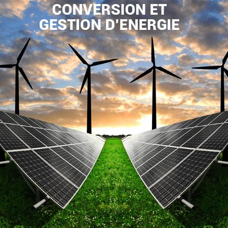 conversion et gestion de lenergie